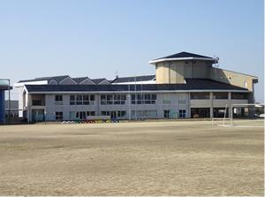 施設:潮来市立日の出中学校