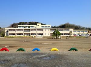 施設:潮来市立延方小学校