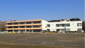 施設:潮来市立津知小学校